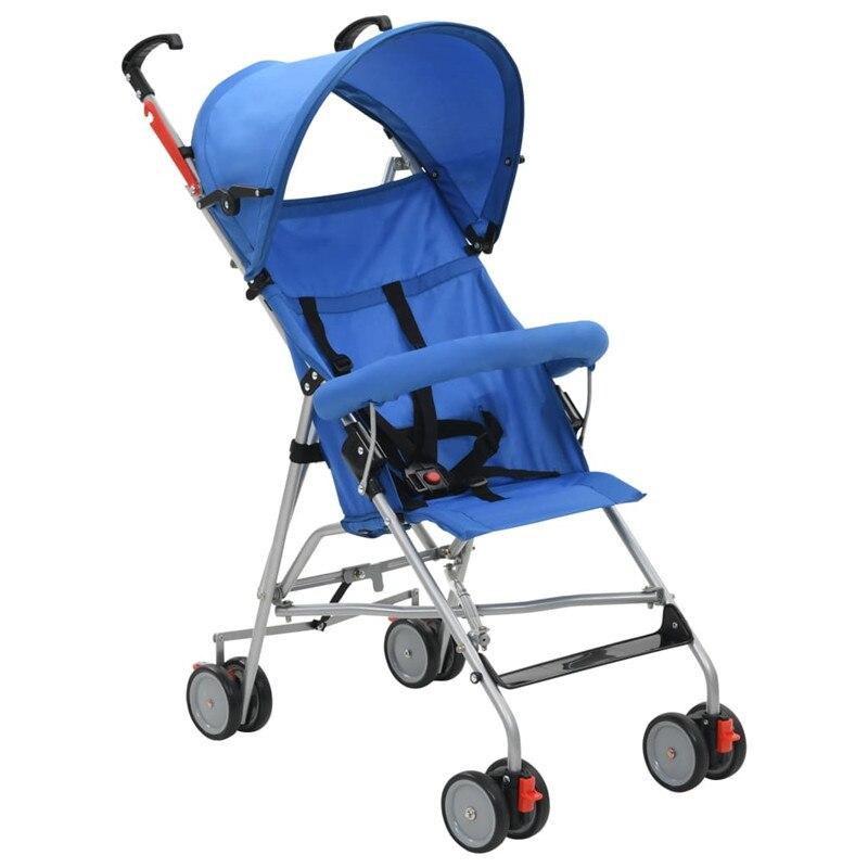 Lightweight Pram Baby Carriage Portable Baby Car Baby Four Wheel Stroller Stroller Wagon Portable Folding Baby Stroller