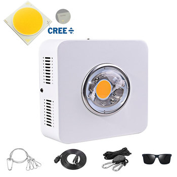 CREE CXB3590 300W 600W COB LED Grow Light Full Spectrum Meanwell Driver for Indoor Plants Greenhouse Grow Tent Medicinal plants