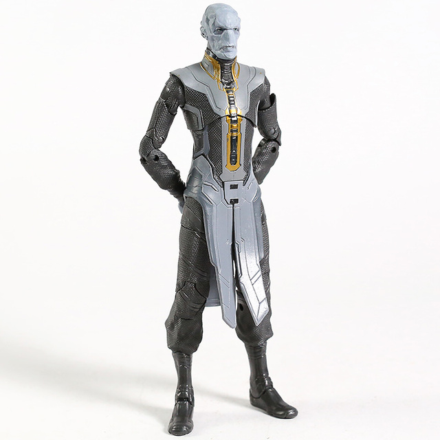 Marvel Legends Avengers Infinity War Ebony Maw PVC Action Figure Collectible Model Toy