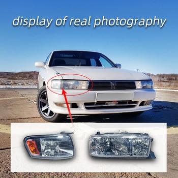 Car Light Headlight Car Lamp Turn Signal For Toyota Cresta Jzx90 1992 1993 1994 1995