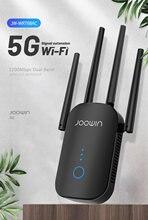 Двухдиапазонный wi fi удлинитель 1200 Мбит/с усилитель интернет