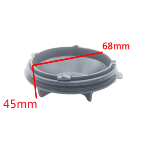 Image 4 - 1 pc for Chevrolet Malibu S00012415 Front lamp dust boot Rear cover of headlight Xenon lamp LED bulb extension dust cover