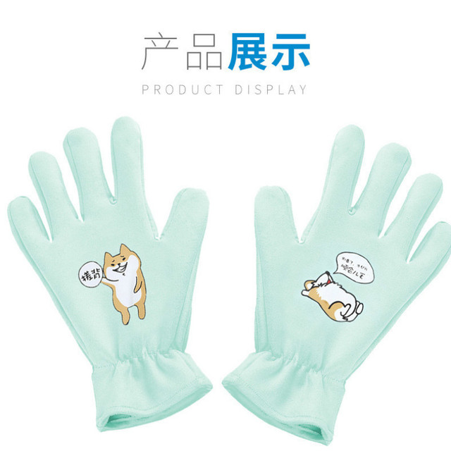 Cleaning Hair Removal Glove 3