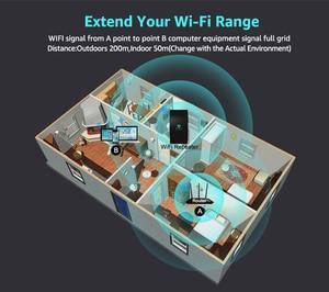 Image 2 - Wireless WiFi Repeater WiFi Amplifier Signal 300Mbps WiFi booster 802.11N Wi Fi Amplifier Long Range Wi Fi extender Access point