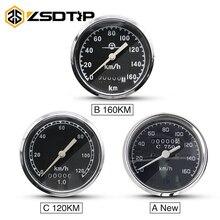 Speedometer CJ-K750 Ural M72 ZSDTRP with Headlight for Bmw R1/R12/R50/.. 120/km Original