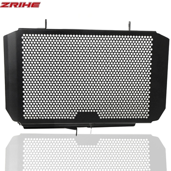 Radiator guard FOR KAWASAKI Z800 2013-2017 New Style Motorbike Radiator Grille Grill Protective Guard Cover Oil Cooler Cover
