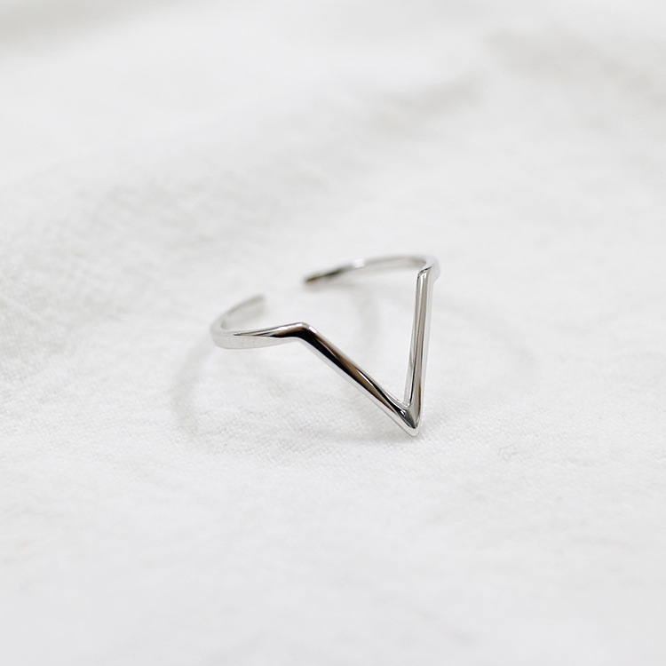 Bohemian Vintage Silver Color Large Geometric Rings For Women Gifts Girls Open Retro Antique Rings Wedding Jewelry 4