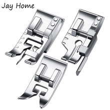 3PCS Sewing Machine Foot Quilting Patchwork Presser Foot Set Suitable for Household Multi-Function low shank Sewing Machines