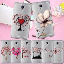 Flower luxury For Meizu M3S M5 M5S M5C M6 M3 Note U10 U20 phone Case Cover Coque Etui capa Funda shell capinha couple cute
