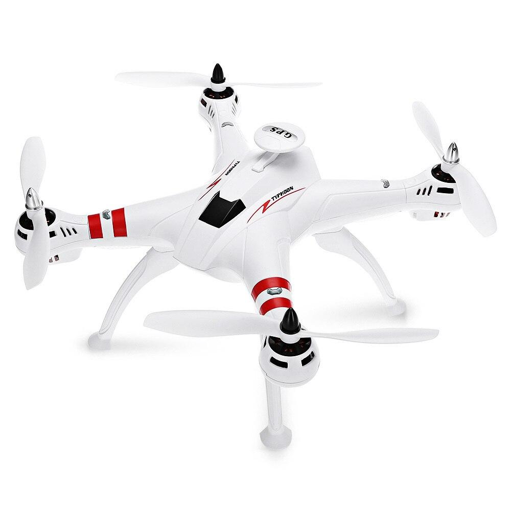 BAYANGTOYS X16 sans brosse GPS RC Drone géomagnétique Mode sans tête/maintien d'altitude télécommande quadrirotor RTF professionnel