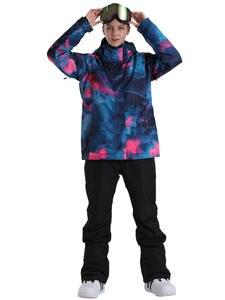 Snowboard Jacket Ski-Suit SMN Waterproof Sport Winter Women Outdoor Breathable Girls