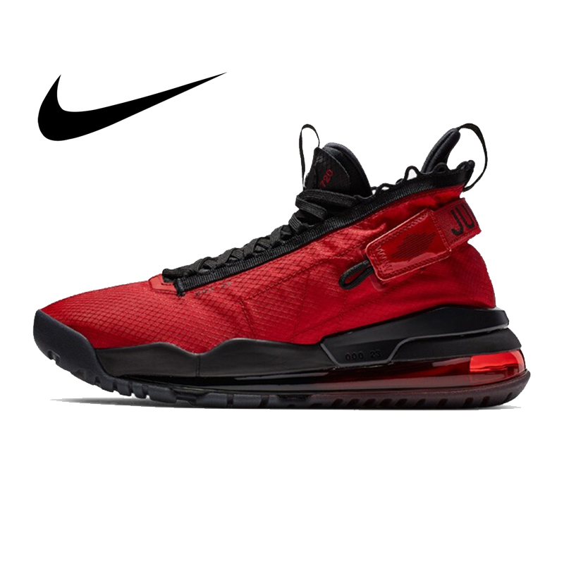 NIKE AIR JORDAN PROTO-MAX 720 Men Basketball Shoes Original Air Cushion Sports Outdoor Sneakers Athletic Designer Footwear image