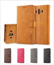 P30 Logo Case for Huawei P20 Lite Cover Mate 20 Pro mate10 lite Book Wallet Filp Leather Y9 Y5 2019 Honor 8X Brand Quality Shell