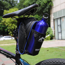 Bicycle-Saddle-Bag Bike-Accessories Pocket Rear-Seat-Tail-Bag Cycling Water-Bottle Reflective