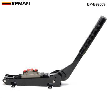 EPMAN uniwersalny hydrauliczny hamulec ręczny cylinder główny podwójny pompa Rally e-brake Drift hamulec ręczny na samochód wyścigowy EP-B99009