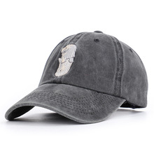 New Singapore Merlion Baseball Cap for Male and Female Couples Spring Sunshade Cap Pure Cotton Cap singapore