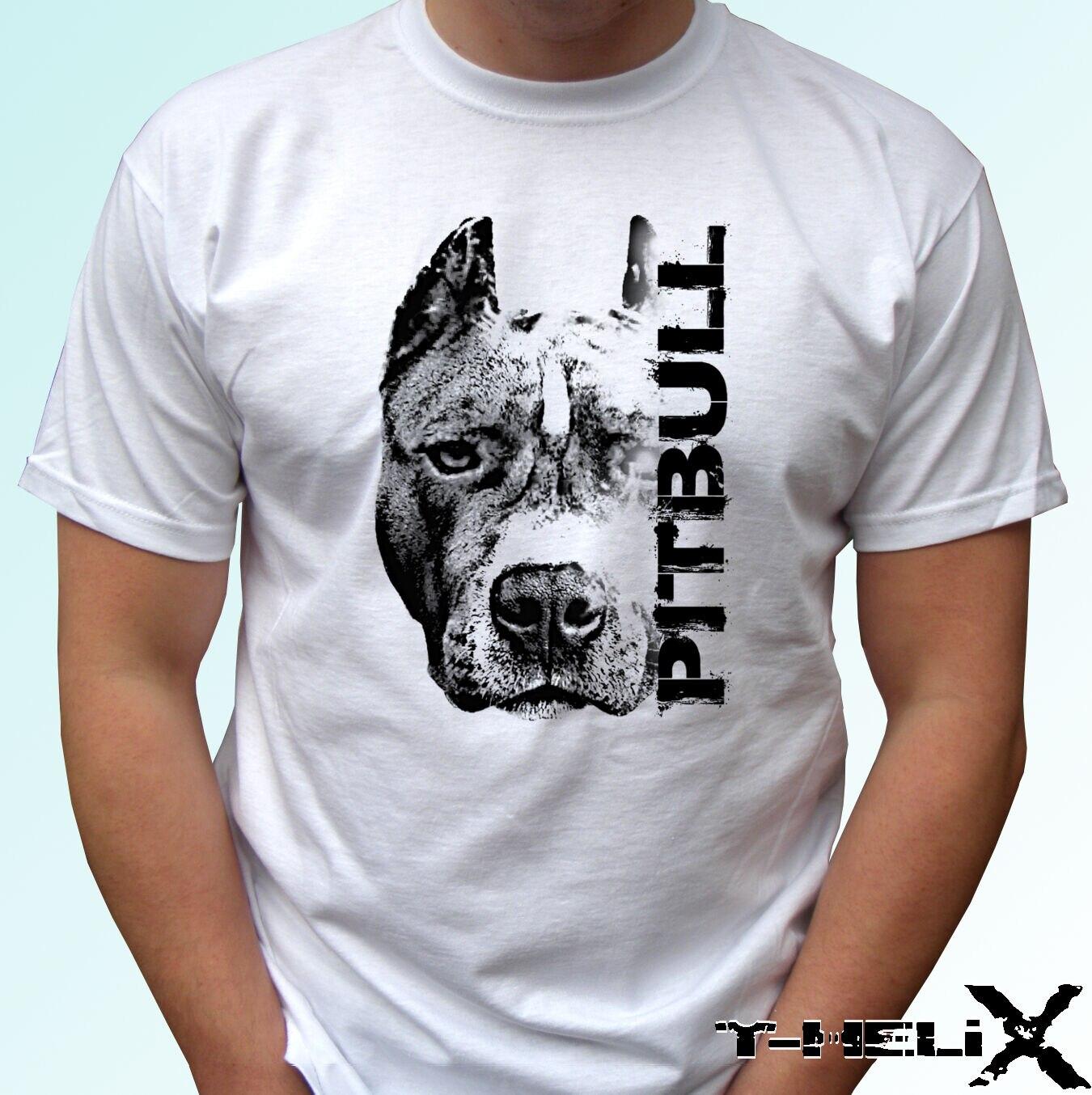 Питбулл голова собаки футболка питбулл Топ тенниска дизайн мужские женские дети ребенка