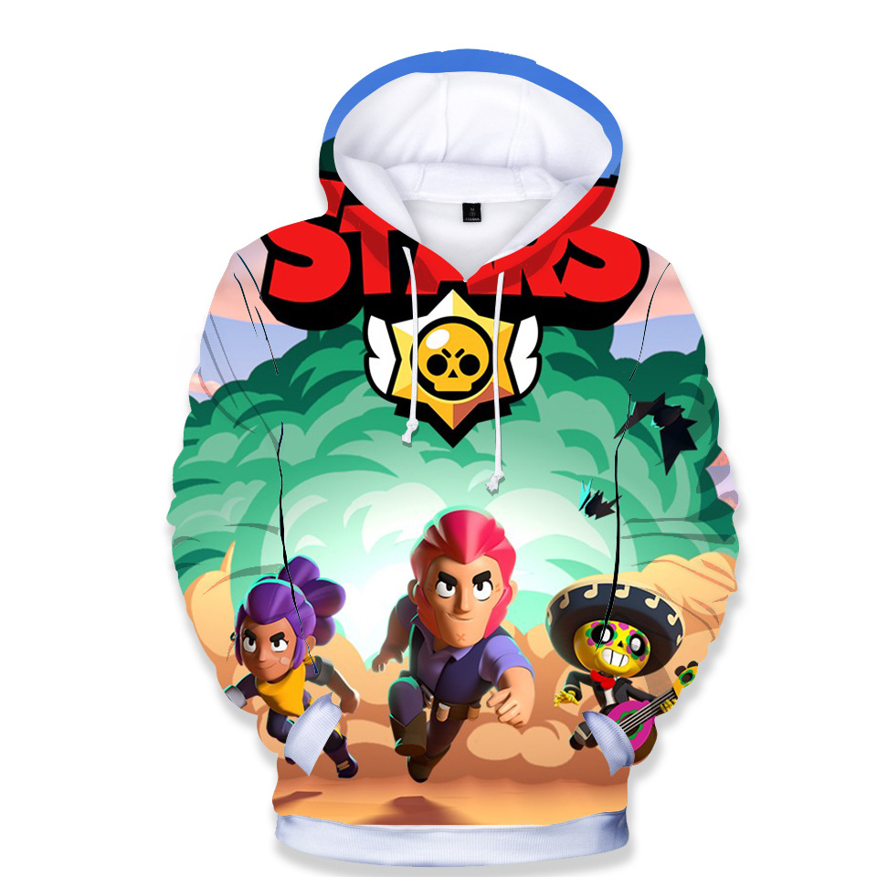 2019 3-13 Year Old Pullover 3D Printed Cartoon Hoodie Comfortable And Breathable Autumn Boy Sweatshirt Casual Jacket 0429