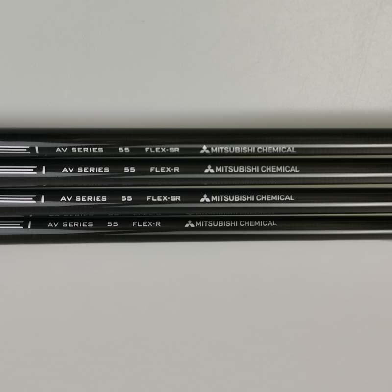 5PCS TENSEI AV SERIES 55 Drivers Graphite Golf Shaft 0.350 Golf Graphite Shaft R/S/SR For Golf Woods