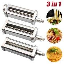 3 шт ролик для пасты набор инструментов кухни подставка миксеров