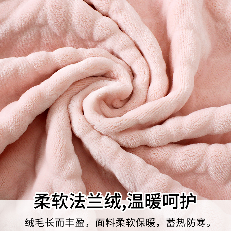 Женские Фланелевые Pj набор с длинным рукавом с отворотом Плюс размер зимняя Домашняя одежда тиснение узор кружева аппликация карманы женщины две части - 6