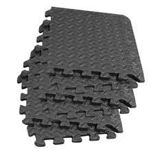 EVA Blatt Grain Boden Matten Spleißen Boden Pads Patchwork Teppiche Verdicken Boden Kissen für Gym Dance Zimmer