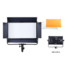 Photographic Lighting Daylight Photo Studio Video Ligh 70W Yidoblo A-2200IX LED Panel Lamp 5500K for Youtube Fill Cold Lighting