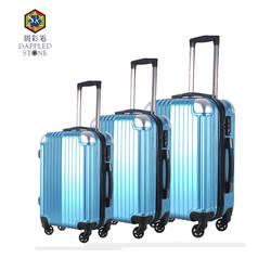 Emay 2019 новый стиль ABS + PC коробки Угловой протектор универсальные колеса багажа путешествия тележки производители экспорт внешней торговли