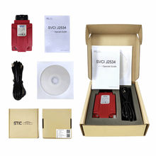 V121 SVCI J2534 Diagnostic Tool STIC for Ford & Mazda Can Online Module Programming Diagnosis Better Than VCMII