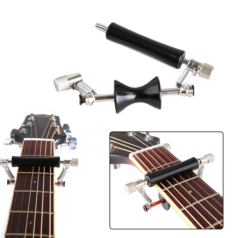 Guitar Capo For 6-string Portable Folk Electric Classic Guitar Bass Ukulele Lot