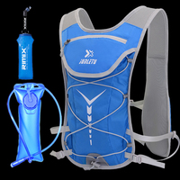Running Trail Backpack Ultralight Sport Hydration Cycling Marathon Running Rucksack Women Bag Waterproof Run Fitness Accessories