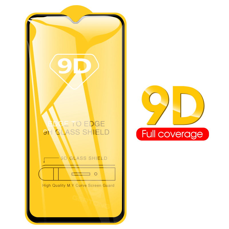 9D Protective Glass For Oneplus 6T Tempered Glass Screen Protector Film For Oneplus 7 6 6T Protective Glass For One Plus 6T 7T