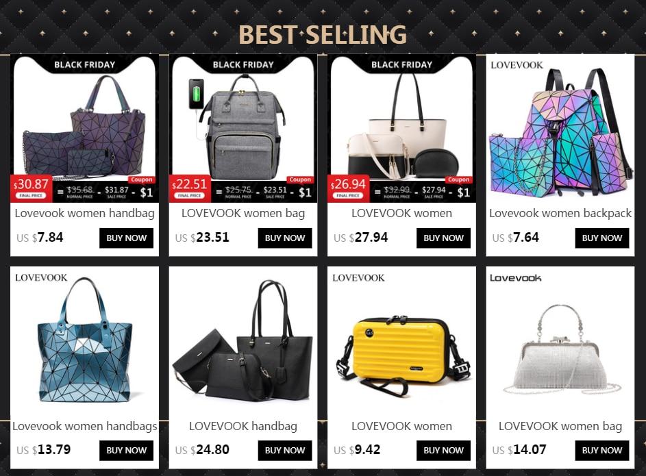Lovevook Women Handbag