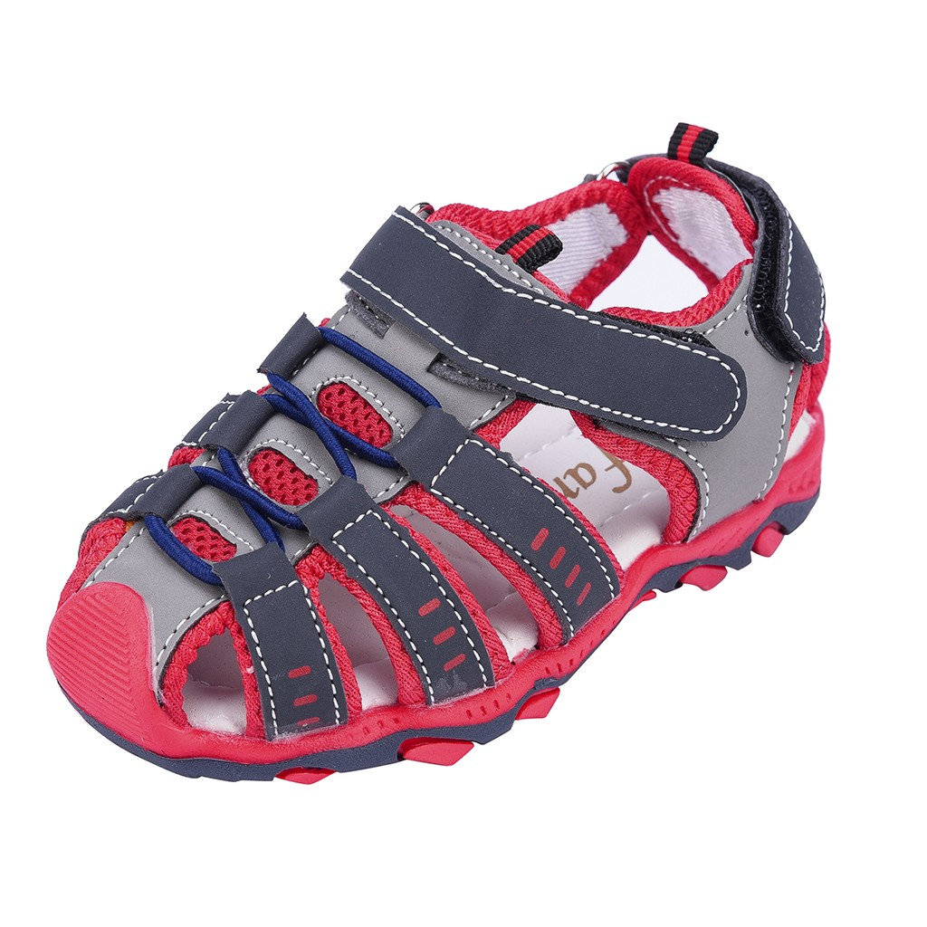 Toddler Kids Children Baby Boys Beach Sandals Sneaker Patchwork Casual Shoes