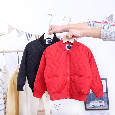 algodao criancas jaqueta casaco 2019 outono