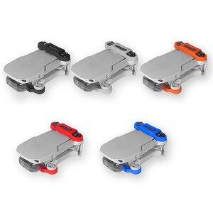Image 2 - Szybkozłącze łopatki śmigła stabilizator do DJI Mavic Mini silnik do drona Protector łopatka uchwyt mocujący części zamienne