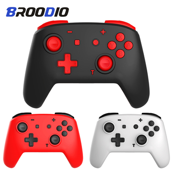 New Bluetooth Wireless Gamepad For Nintendo Switch Pro Controller For Nintend Switch Console Game Joystick For Android PC Handle new bluetooth wireless gamepad for nintendo switch pro controller for nintend switch console game joystick for android pc handle
