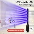 Funrover, esterilizador de luz UVC portátil, lámpara desinfectante UVC, lámpara ultravioleta, lámpara bactericida, lámpara germicida de desinfección