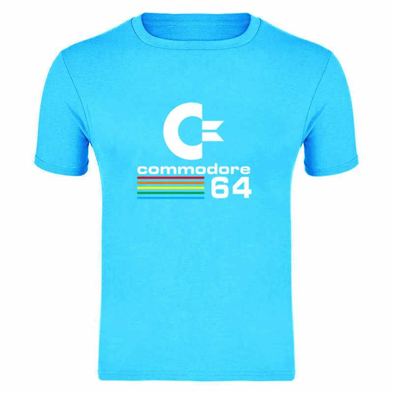 2019 nowa letnia koszulka 64 fajne modne drukowany design czysta bawełna śmieszne męskie ubrania Hip hop koszulka z krótkim rękawem plus rozmiar