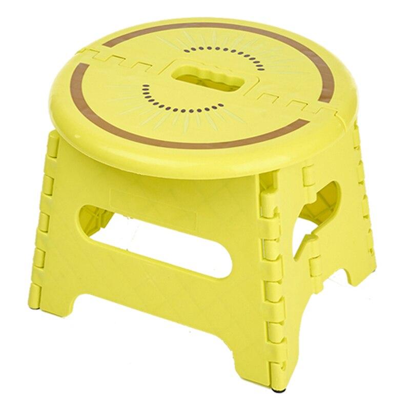 Folding Plasti Stools Children Step Home Furniture For Kid Sitting Picnic Children Stools