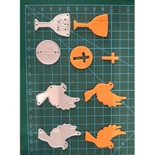 Eastshape Animal Bird Dies Scrapbooking Metal Cutting for 2019 New Die Cuts Card Making Craft Embossing