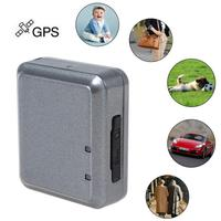 RF V8 Super Mini GPS Real time Tracker Anti theft Alarm Tracking Device with Lanyard GPS Trackers     -