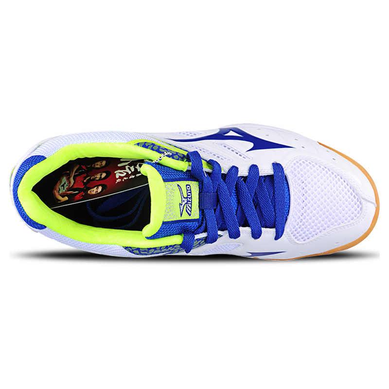 Zapatillas deportivas clásicas originales Mizuno para tenis de mesa para hombres y mujeres