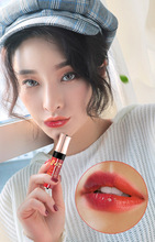2in1 Two Colors Matte Lipgloss Sexy Liquid Lip Gloss Tint Waterproof Long Lasting Makeup Keep 24 Hours Make up