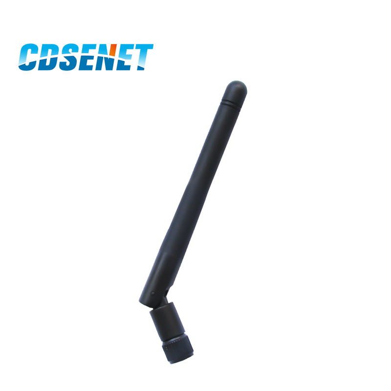 2pcs/lot 915MHz Wifi Antenna High Gain 2.5dBi Omnidirectional Flexible Aerial