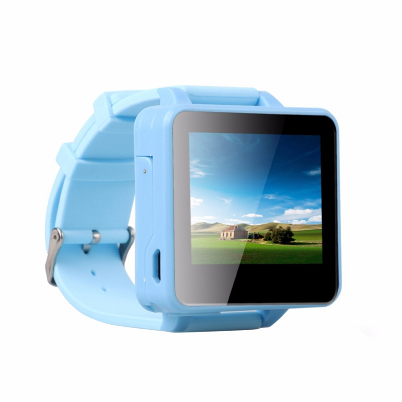 FPV Watch 2 Inch 5.8GHz 48CH FPV Wearable Watch DVR Monitor Wireless Receiver OSD Support AV-In for FPV RC Drone Quadcopter image