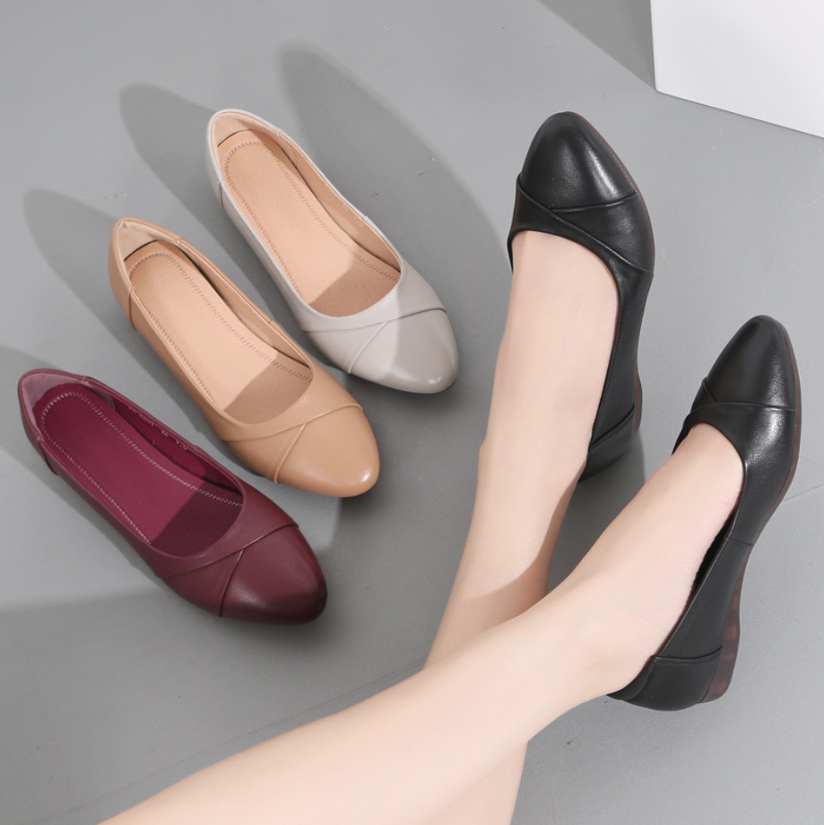 Women Shoes Pointed Toe Pumps Patent Leather Dress Red 8CM High Heels Boat Shoes Shadow Wedding Shoes