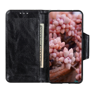 Image 4 - 6 ranuras para tarjetas cartera Flip Funda de cuero para LG Stylo 5 4 K40 K50 G8 G8S ThinaQ X4 soporte magnético cierre ID y bolsillo de tarjetas de crédito