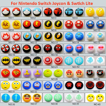 300pcs/lot Silicone Thumb Stick Caps Grip Analog Joystick for Nintendos Switch NS Lite Controller Joy Con ThumbStick Caps
