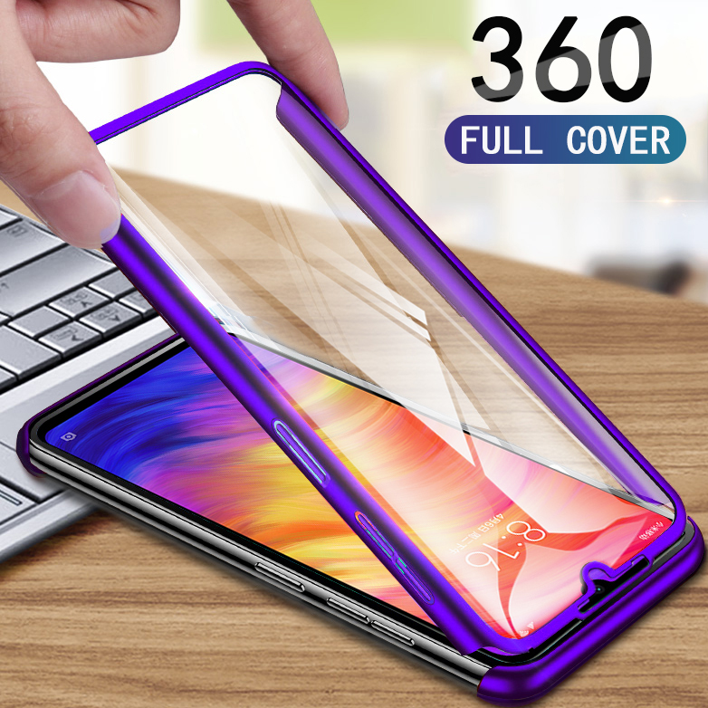 360 Phone Cases For Xiaomi Mi 9T Pro 9 8 A1 A2 Lite 5X 6X Case Full Cover For Redmi K20 Pro Note 7 6 5 Pro 4 4X 6A 5A Prime Case